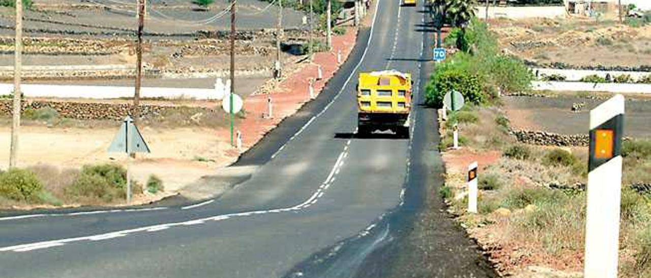 Las carreteras y la vía ciclista acaparan con seis millones la mayor inversión