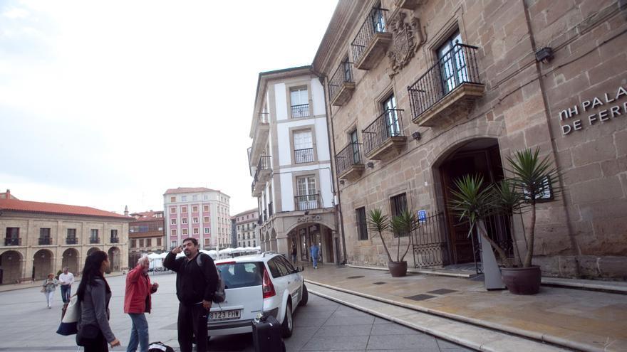 La cadena hotelera Meliá asume la gestión del Palacio de Ferrera de Avilés