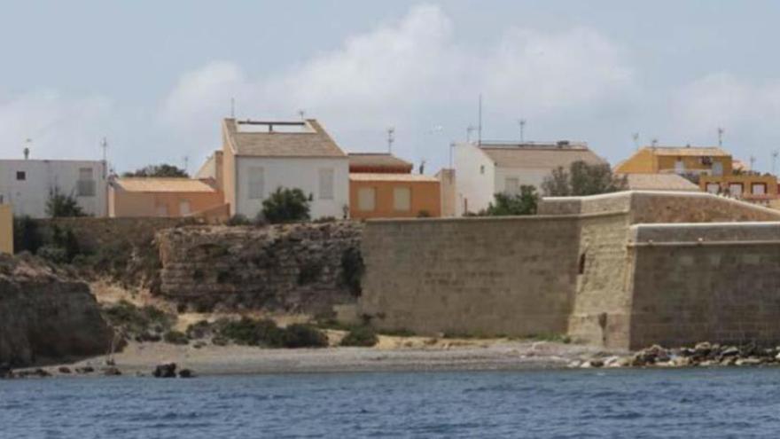 El gobierno central invierte 2,2 millones de euros en la isla de Tabarca en la última década