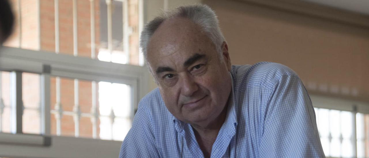 Felipe Perales, presidente del CAR Mislata.