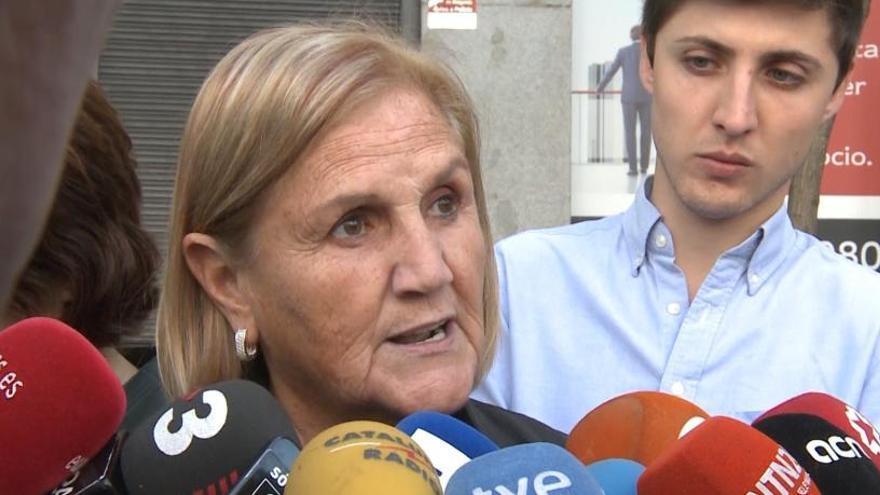 De Gispert posa la Creu de Sant Jordi a disposició de Torra i el Govern