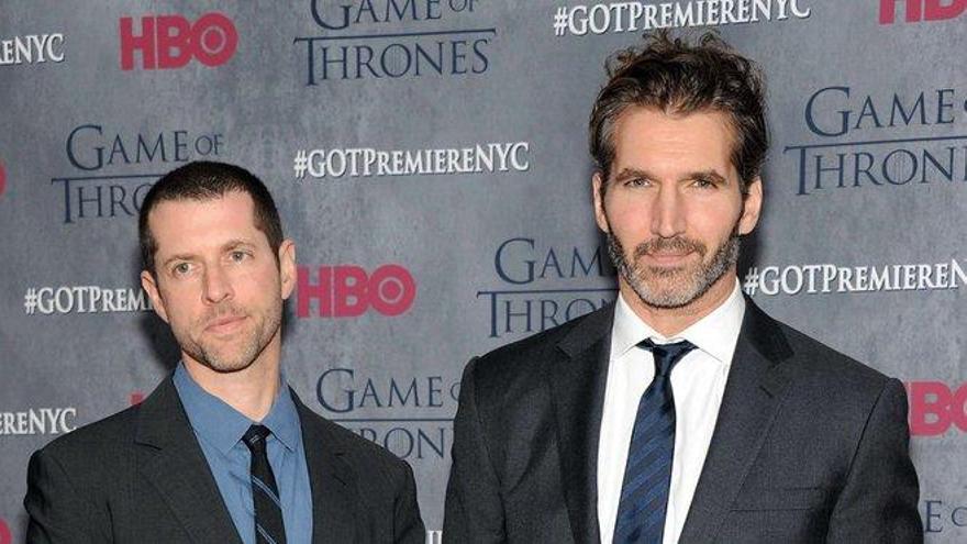 Los creadores de 'Juego de tronos' abandonan la trilogía de 'Star Wars' por Netflix