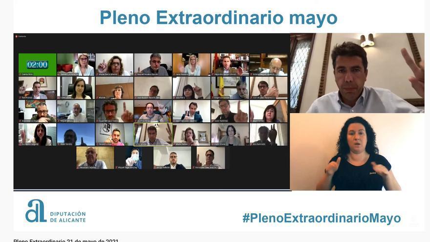 Unanimidad en la Diputación para ayudar con 6 millones a pymes y autónomos del sector turístico