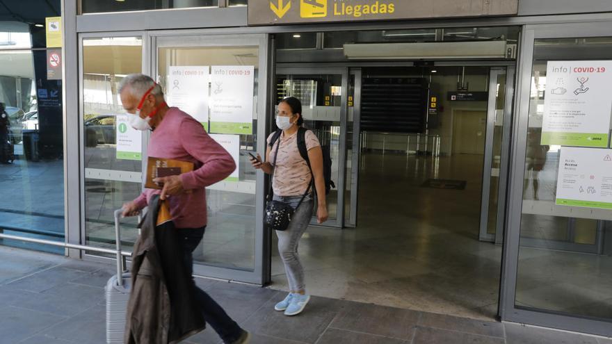 Manises recibe a los primeros turistas extranjeros