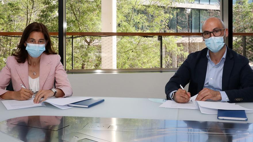 BBVA y Acciona arrancan proyectos de rehabilitación energética para comunidades de vecinos, subvencionados con Fondos Europeos