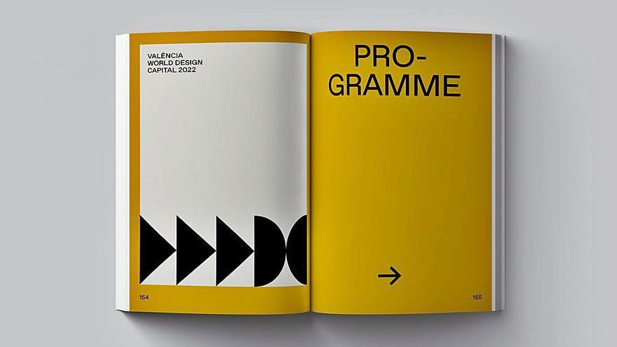 Mañana, primera lámina de «Iconos  del diseño valenciano. Del 1930 al 2022»