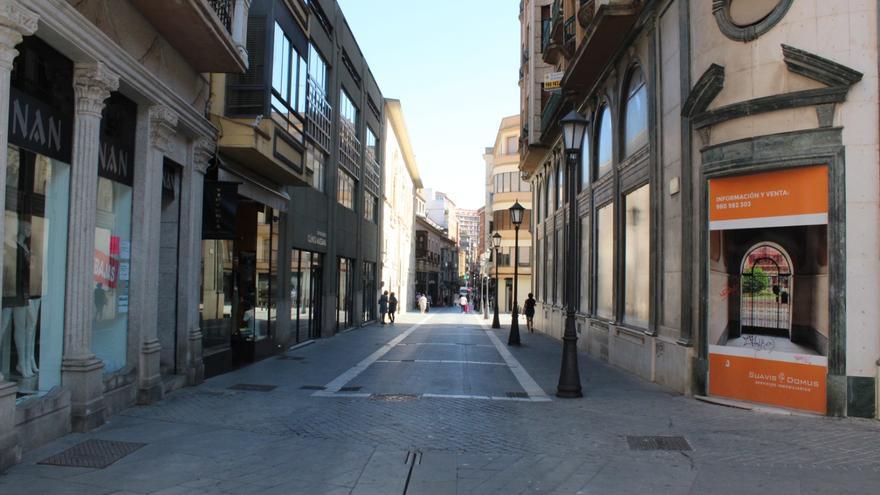 El Ayuntamiento de Zamora mejorará el pavimiento de San Torcuato entre el Riego y Sagasta