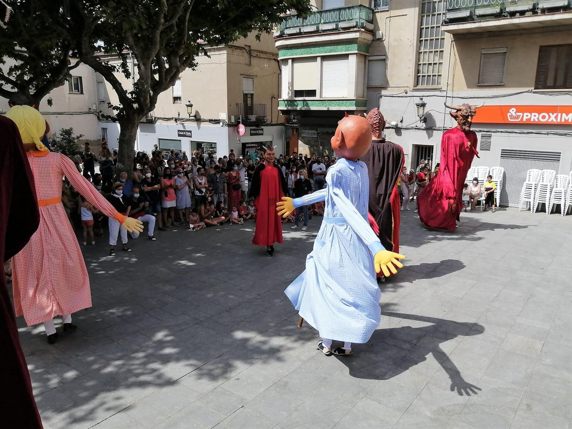 Actes de la festa major de Sant Vicenç