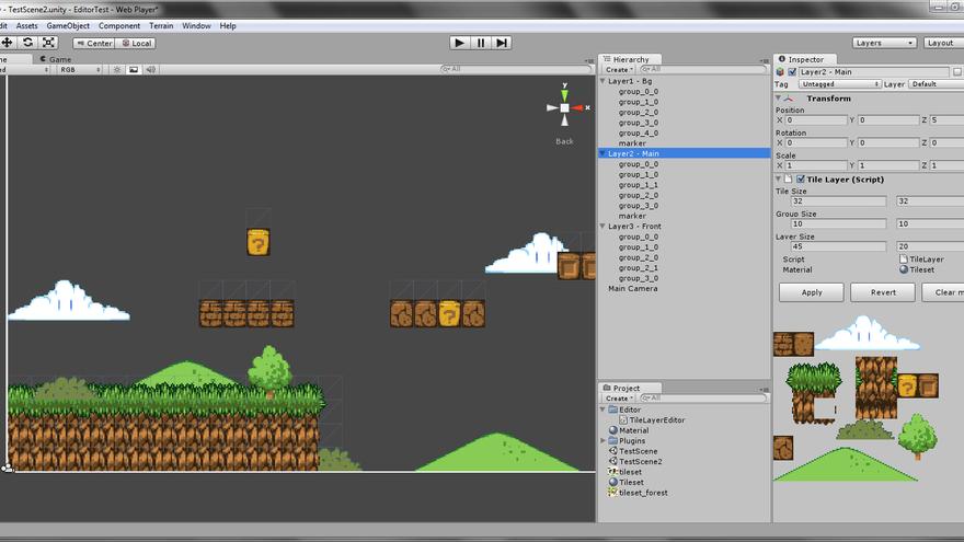 Videojuegos, programación y modelado 3D con Player51