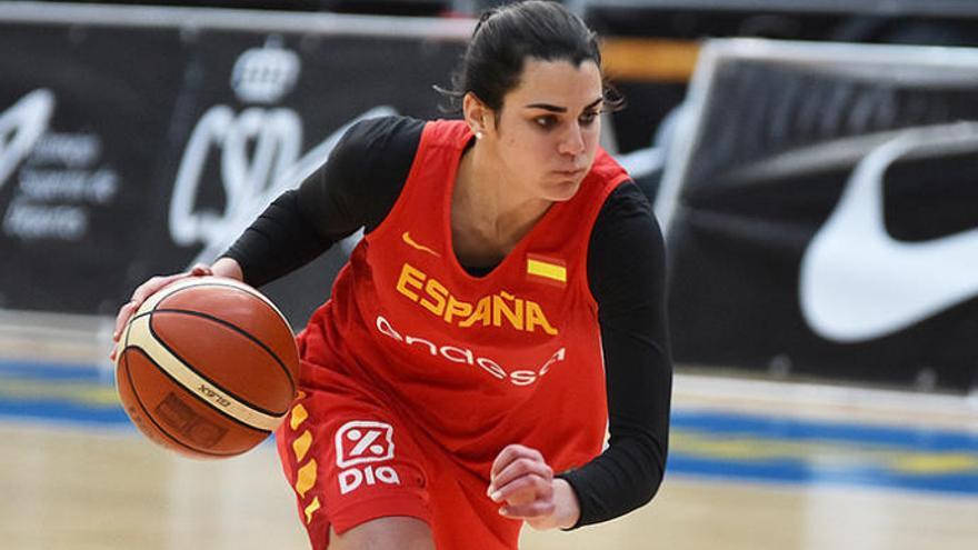 La grancanaria Leticia Romero, a la WNBA