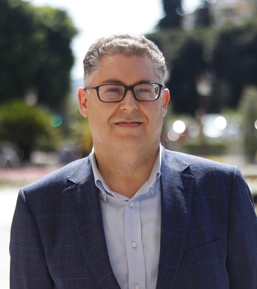 Andrés Francisco Guerrero: «Estamos valorando la creación de un servicio específico de protección del patrimonio de la Huerta de Murcia»