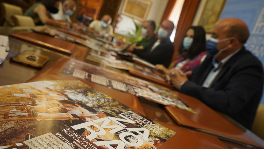La tradición de tres continentes llega a Zamora