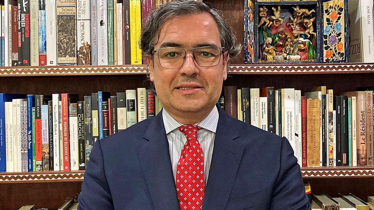 Moisés Morera Martín. | | EL DÍA