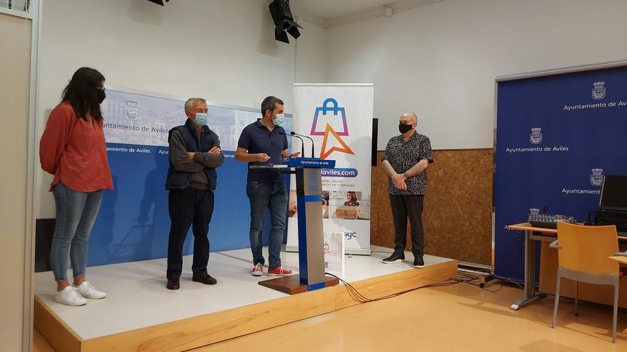 Más de 227.000 euros para impulsar el comercio avilesino