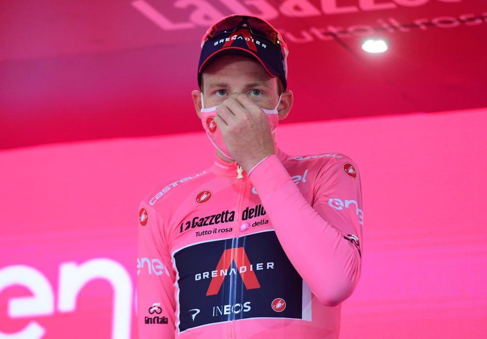 Las imágenes de la 21ª etapa del Giro de Italia