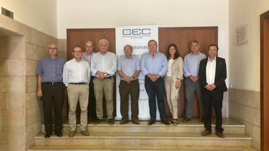 Las patronales de Castellón y Alicante se unen para formar una entidad autonómica