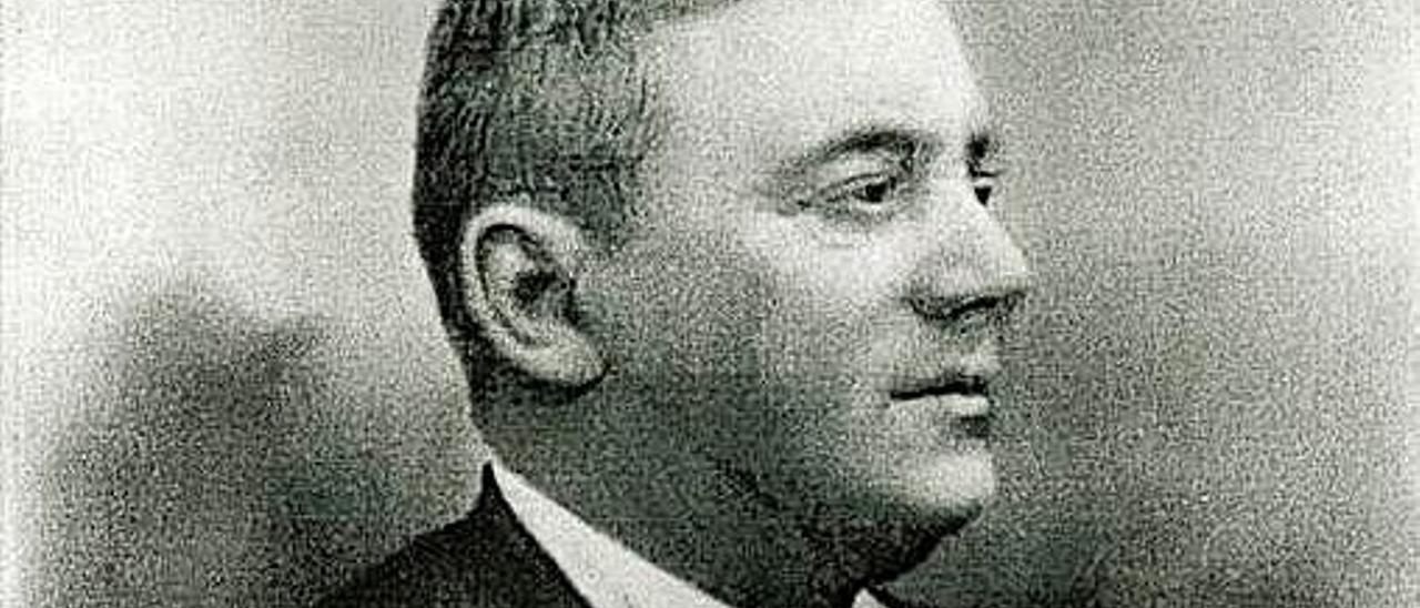 Alcalde republicano fusilado en Xàtiva