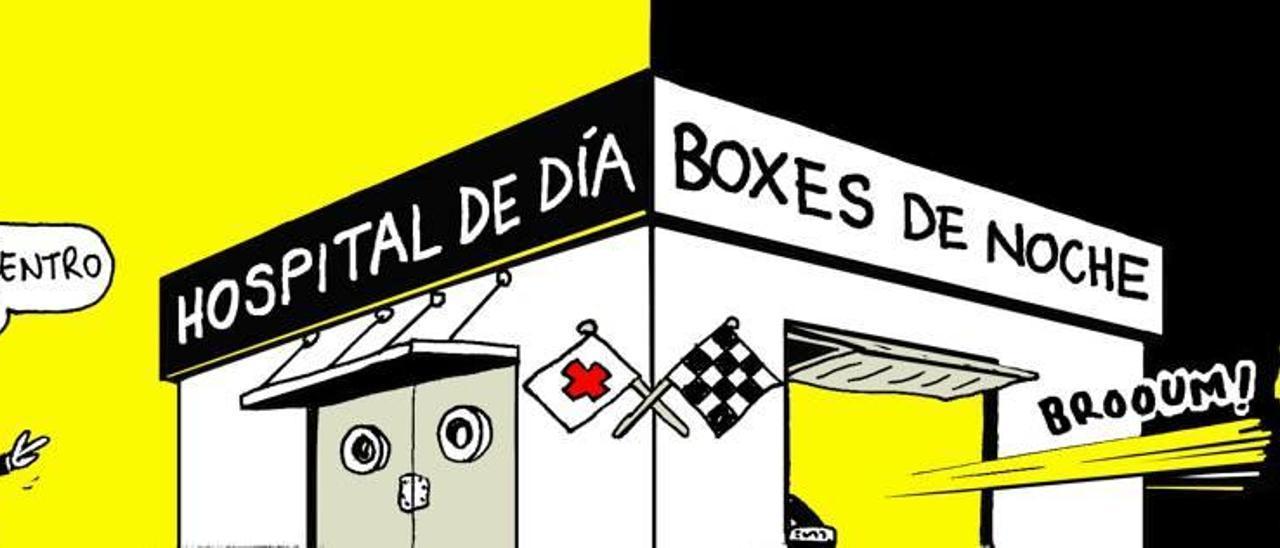 El contrato de Fabra y Debón por el Hospital de Día no está judicializado