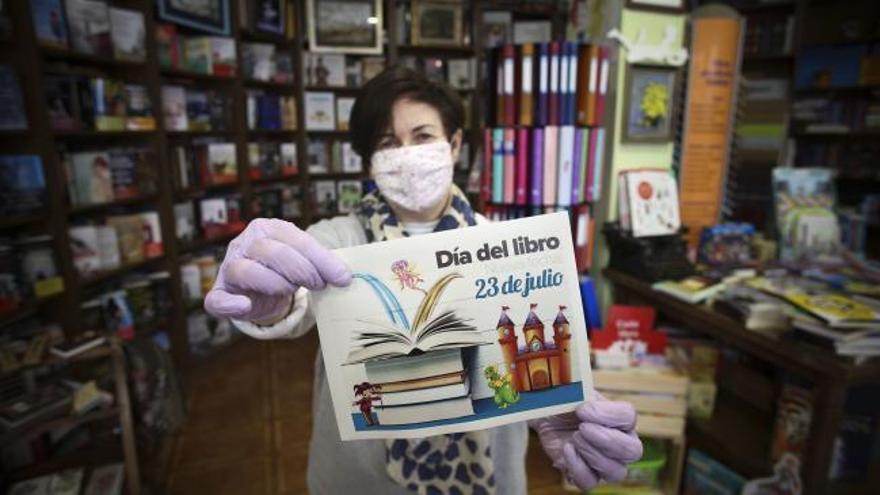 """""""Queremos celebrar Libroviedo y una feria del libro infantil en octubre"""""""