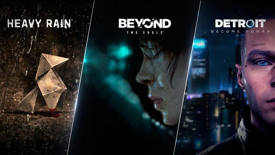 Quantic Dream anuncia las fechas de lanzamiento de sus juegos en PC
