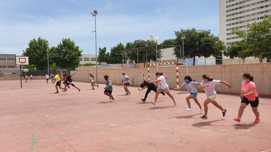 Intur Restauración Colectiva despide el curso escolar con su carrera solidaria 'Suma kilómetros por la inclusión'