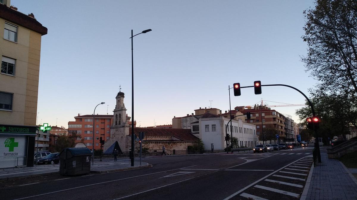 Cielos despejados en la jornada del lunes en Zamora