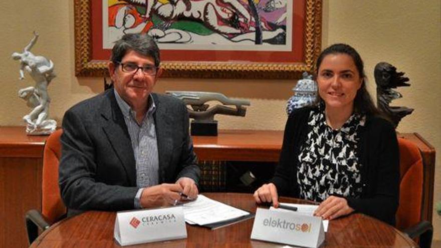 Ceracasa contará con una nueva planta solar de autoconsumo en l'Alcora