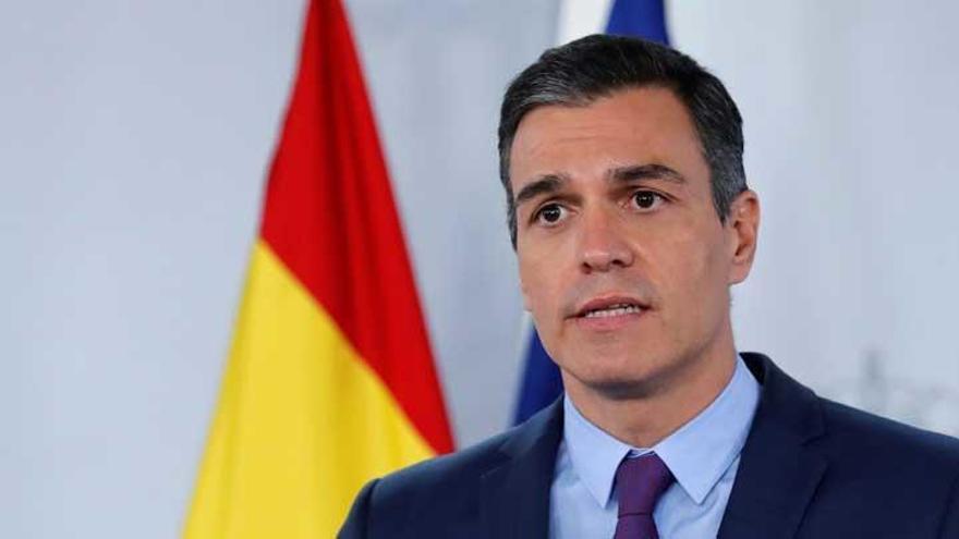 """Sánchez sobre la marcha del Rey: """"No se juzga a las instituciones, se juzga a las personas"""""""