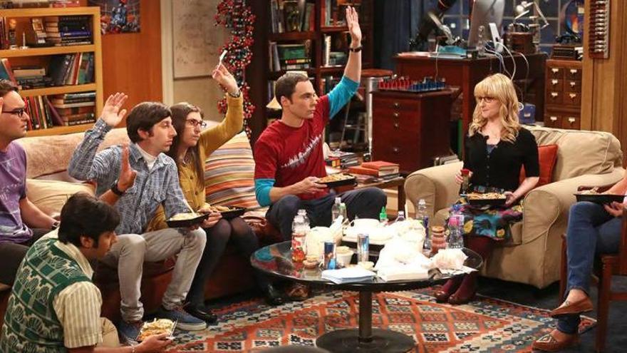 'The Big Bang Theory ', renovada per dues temporades més