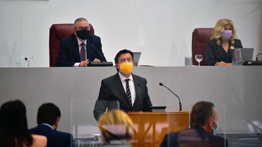 """Molina, a los disidentes de Cs: """"Son ustedes unos sinvergüenzas"""""""