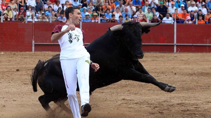 Fallece el cortador de toros saucano Pedro Imaz