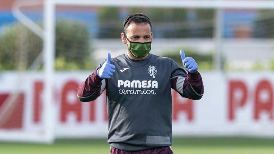 """Calleja: """"Lo único que nos vale es ganar y ponernos a dos puntos de la Champions"""""""