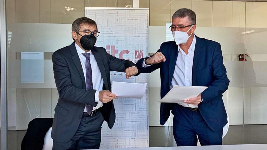 Nueva planta del ITC para proyectos digitales y de industria hipocarbónica