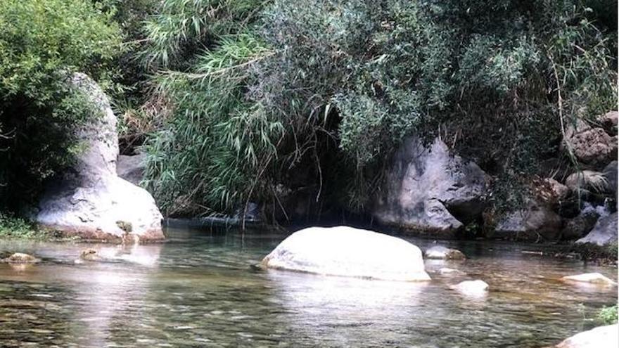 Diez piscinas naturales para huir del calor en la Comunitat Valenciana