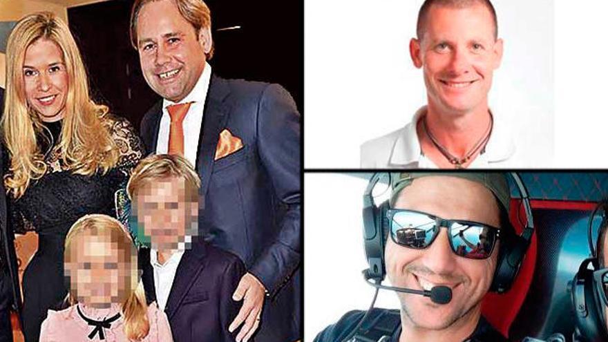 Los forenses identifican sin dudas a todas las víctimas