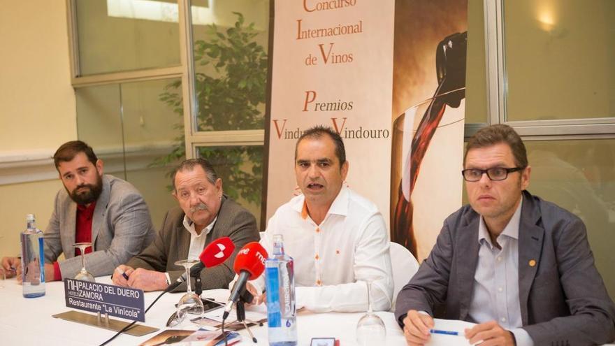 Vinduero negocia incorporar los vinos premiados en los grandes grupos hosteleros
