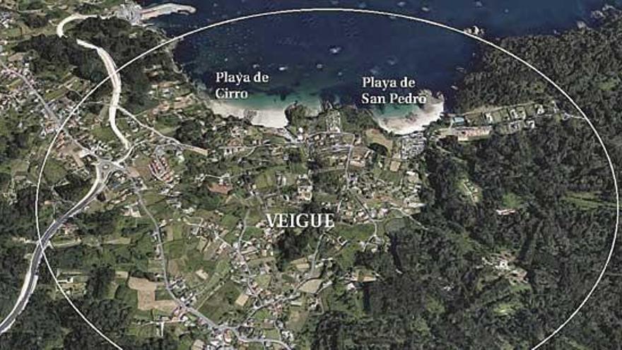 El plan para reordenar 1 millón de metros en Veigue se retrasa por errores en la licitación