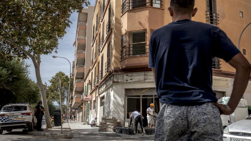 """Vecinos de Pere Garau piden """"ayuda"""" contra las okupaciones"""