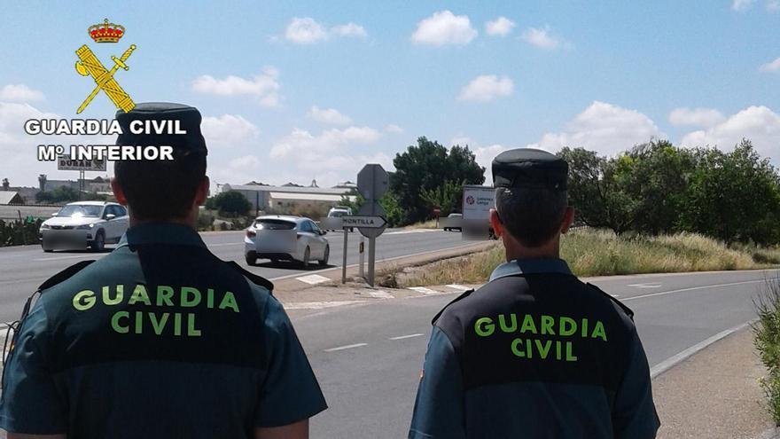 Detenido en Montilla por robar con un arma blanca a una mujer en la calle