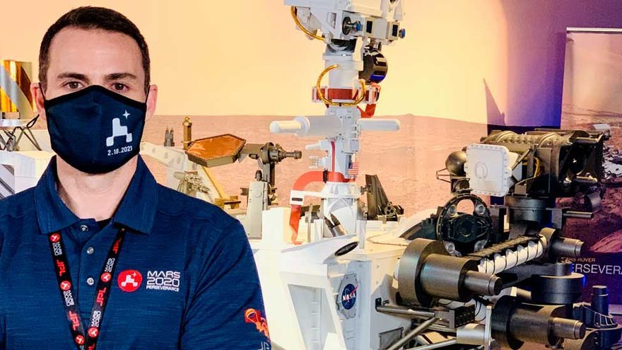 """""""El futuro de la humanidad puede depender de Marte"""""""