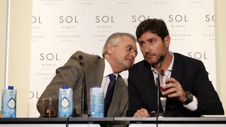 Víctor no confía en un acuerdo con el Málaga