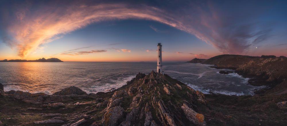 El fotógrafo coruñés ha ganado en dos años medallas y distinciones en el Pano Epson, el Trierenberg, el Tokyo International, el Siena Awards y, el más reciente, el IPA estadounidense.