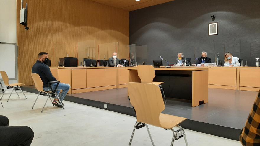 El fiscal rebaja de nueve a seis la petición de cárcel para un traficante de drogas