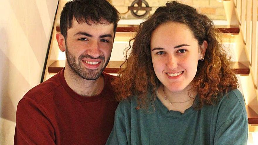 «Teníem moltes ganes de sortir després de tants mesos de confinament»