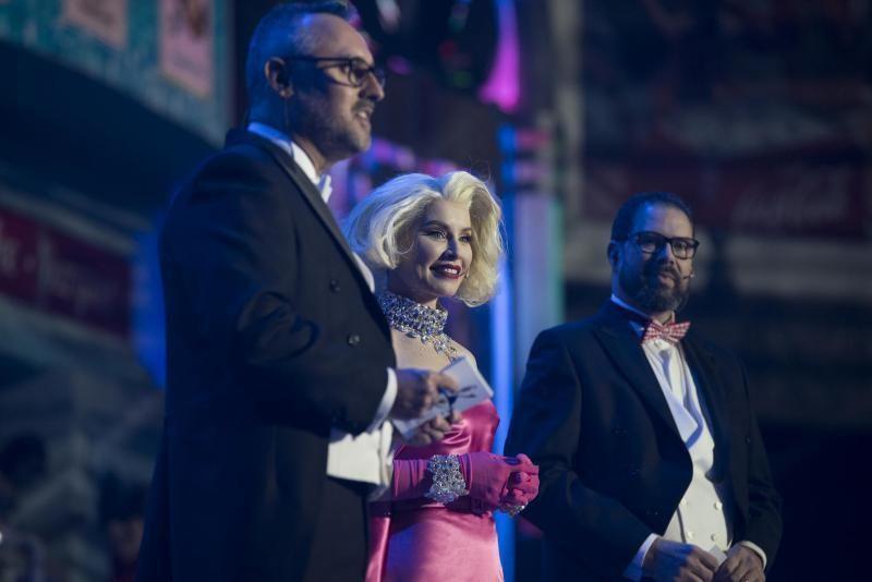 Gala de Elección de la Reina del Carnaval.Apertura .Soraya  | 19/02/2020 | Fotógrafo: Carsten W. Lauritsen