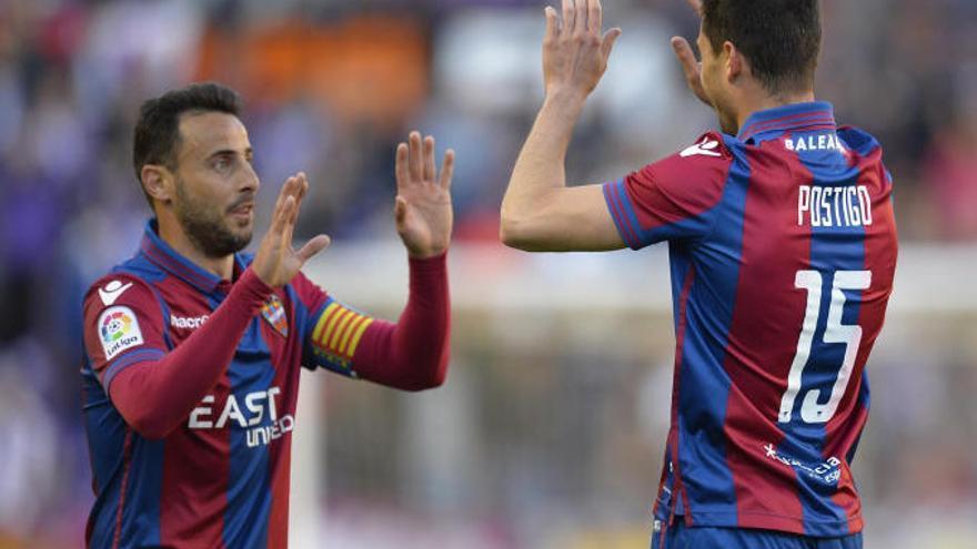 Pedro López jugará su último derbi con el Levante UD