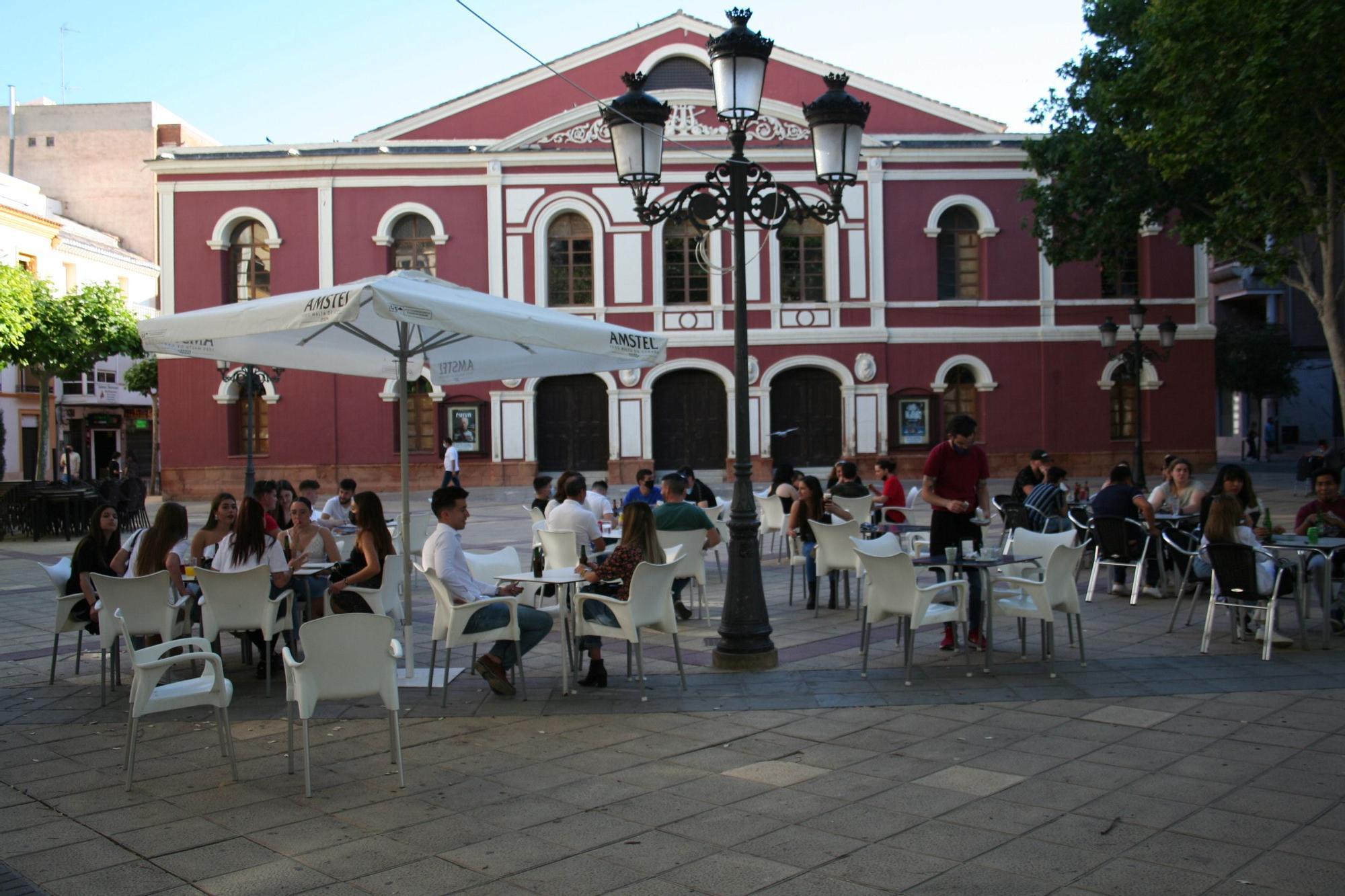 La noche de los museos en Lorca