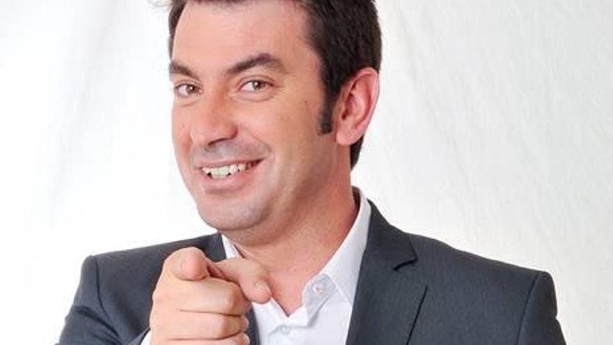 Arturo Valls presentarà «Improvisando», el nou concurs d'Antena 3