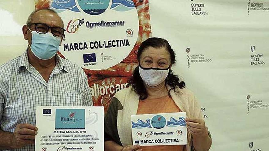 'Millor quín', la nueva marca que identifica el pescado y marisco de Mallorca