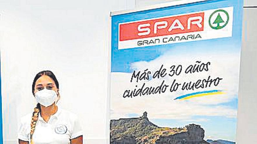 Spar Gran Canaria impulsa la 'canariedad'  en colaboración con Asinca